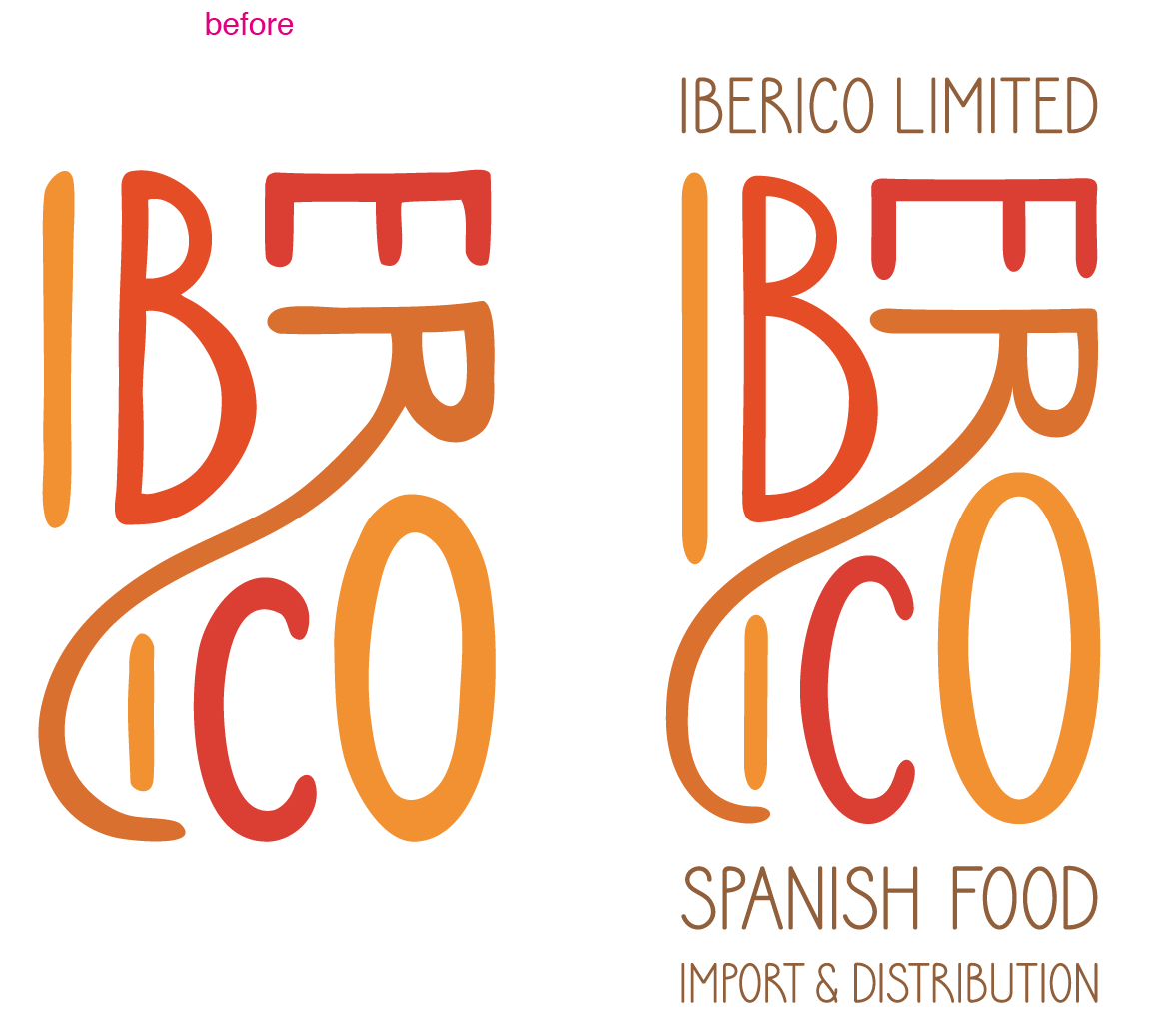 Logo for Iberico Limited - image 23 - student project