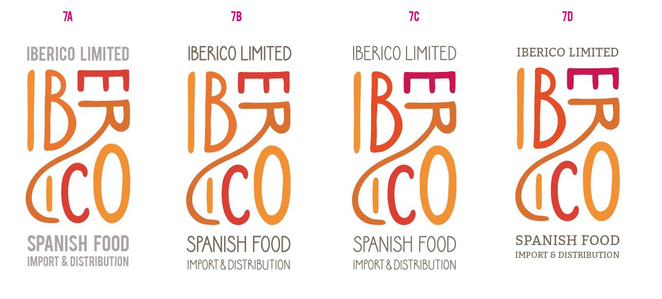 Logo for Iberico Limited - image 20 - student project