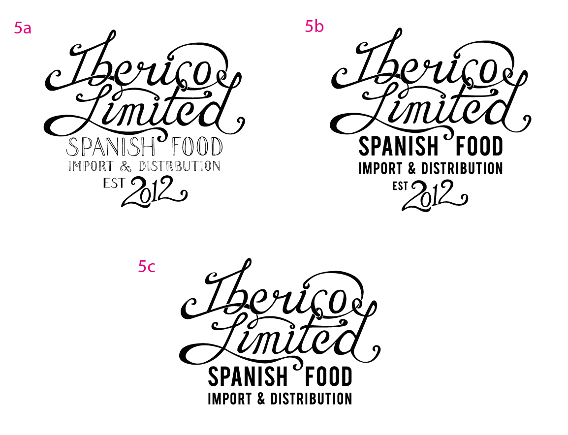 Logo for Iberico Limited - image 15 - student project