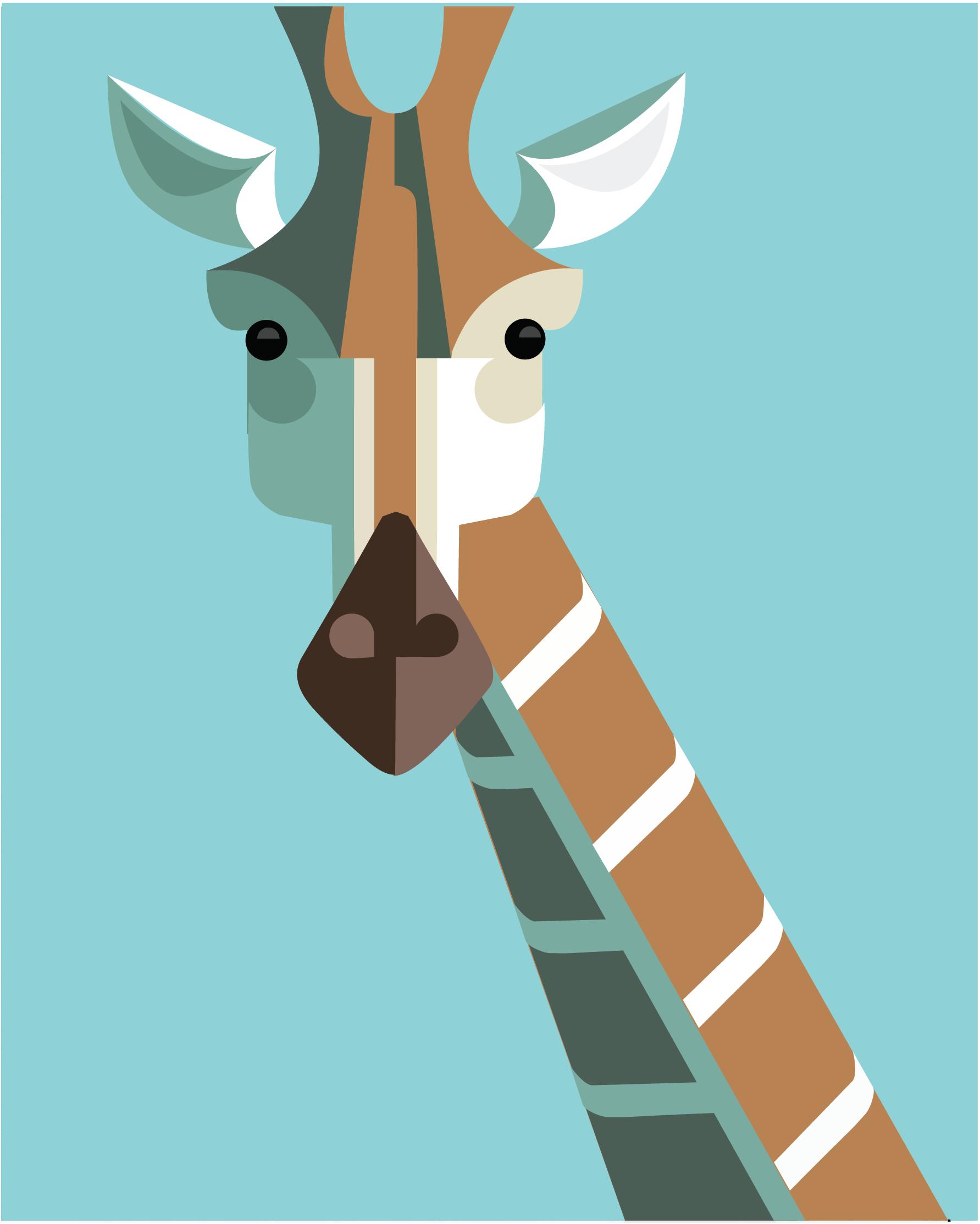 Giraffua - image 4 - student project