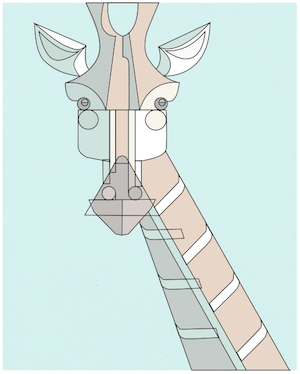 Giraffua - image 2 - student project
