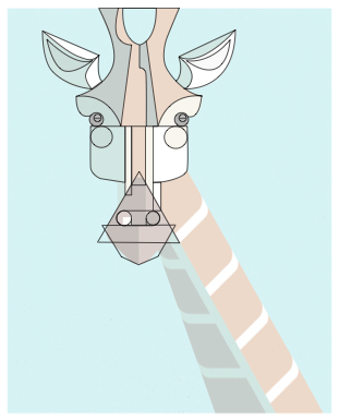 Giraffua - image 1 - student project