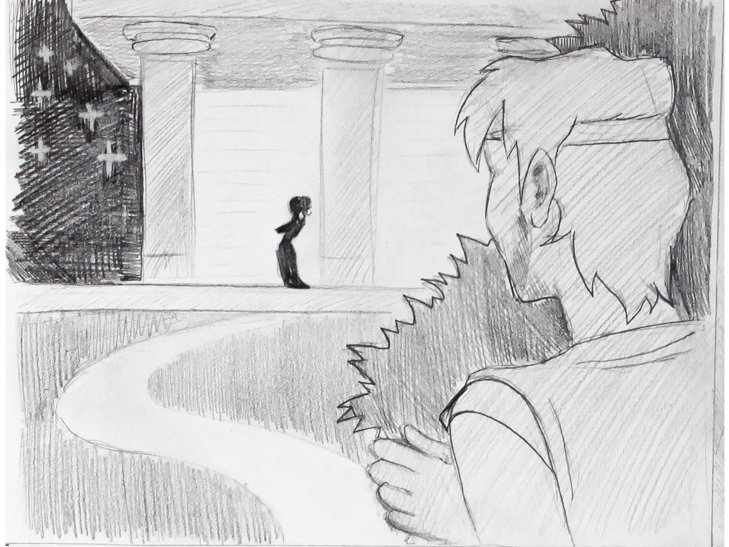 Project #2: Ariadne Helps Theseus - image 1 - student project