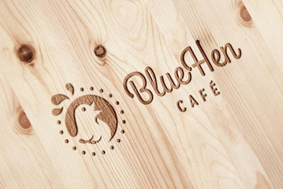 Blue Hen Cafe - image 11 - student project