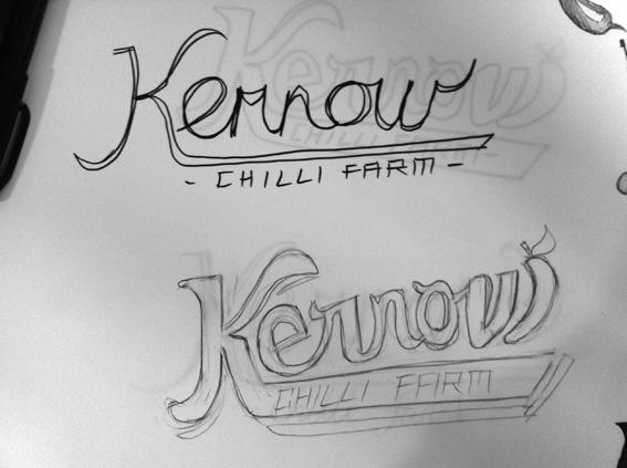 Kernow Chilli Farm - image 10 - student project