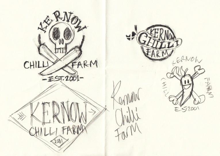 Kernow Chilli Farm - image 13 - student project