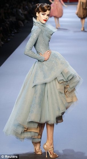Runway Inspiration... - image 1 - student project