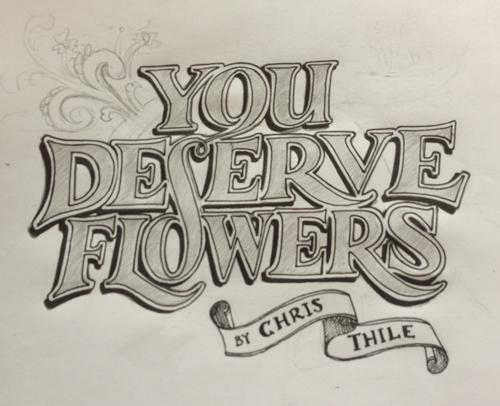 You Deserve Flowers - image 4 - student project
