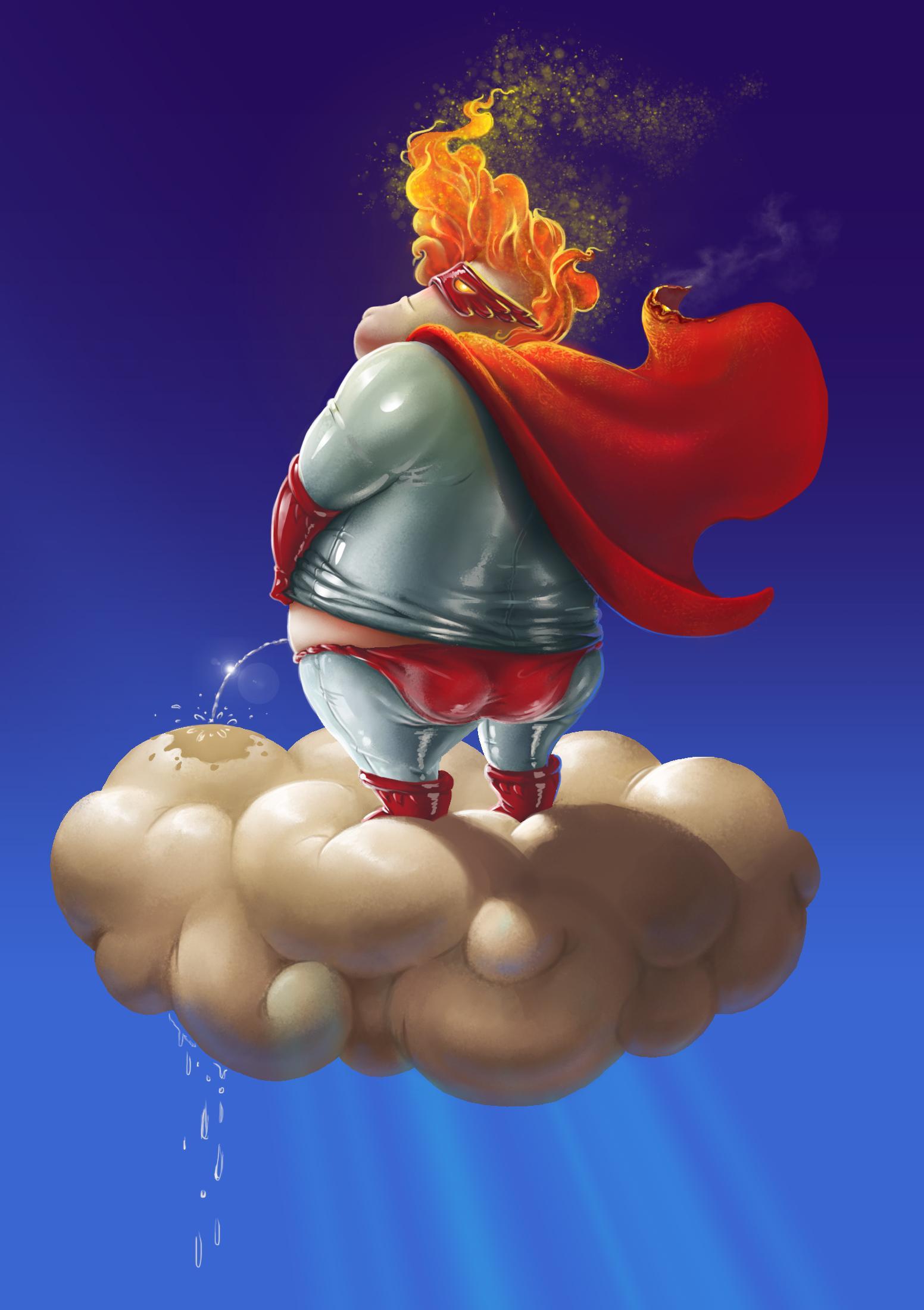 Evil Super hero - image 9 - student project