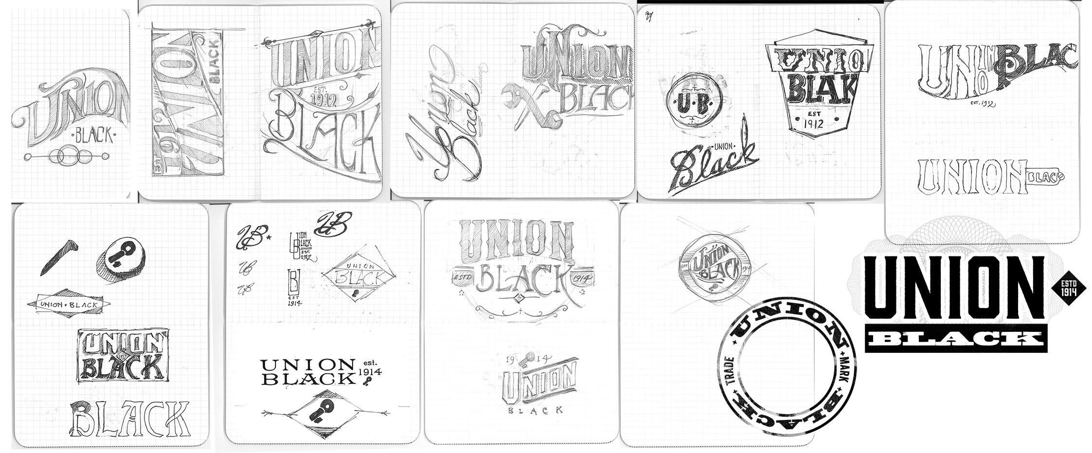 Union Black Work Wear - image 2 - student project