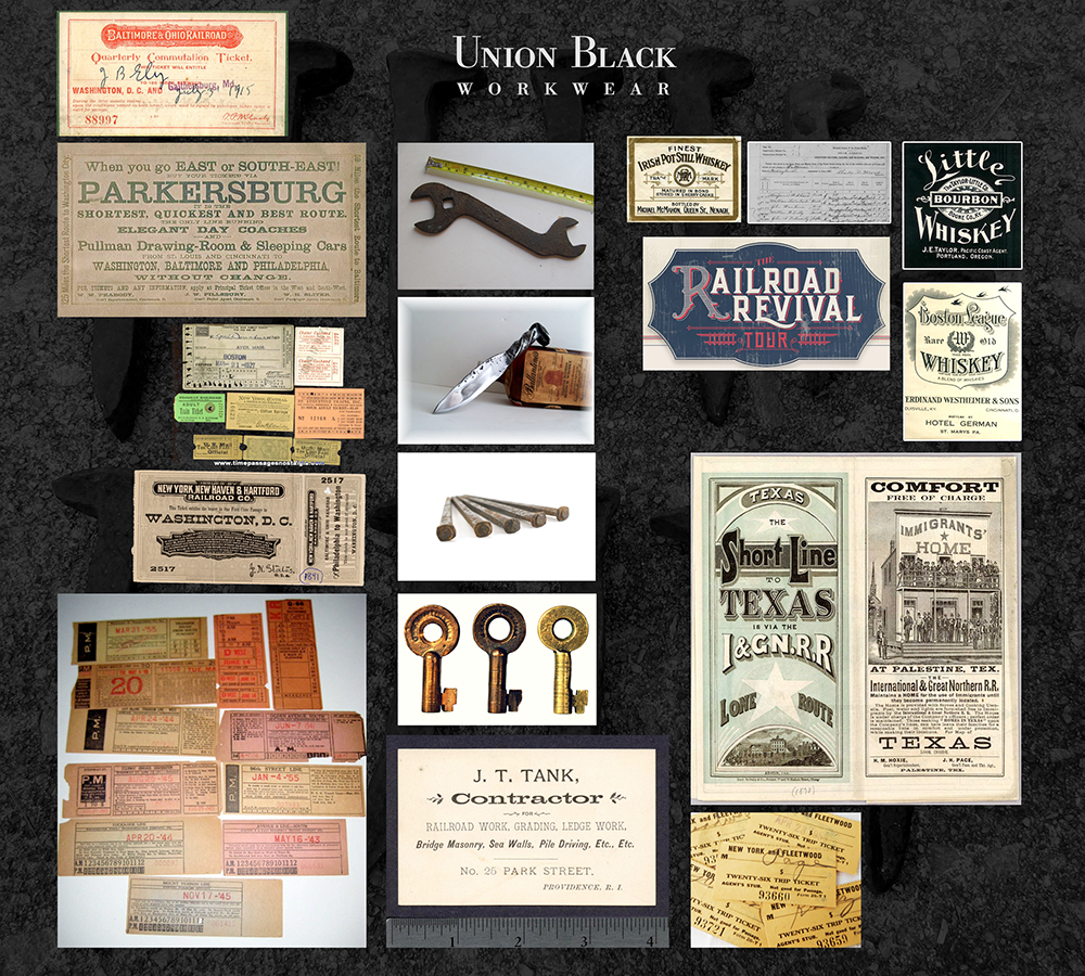 Union Black Work Wear - image 1 - student project