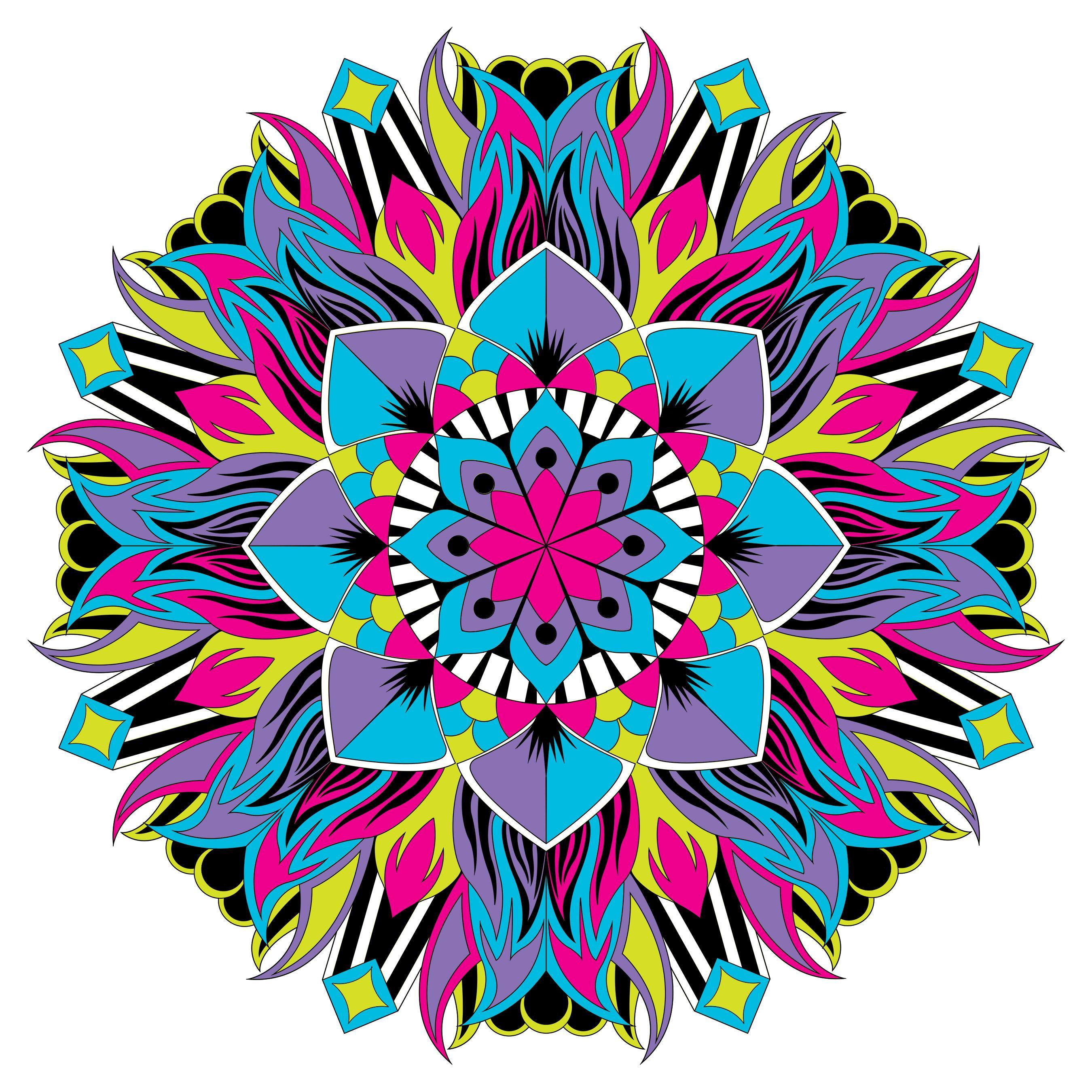 Ed Perez Mandala - image 4 - student project