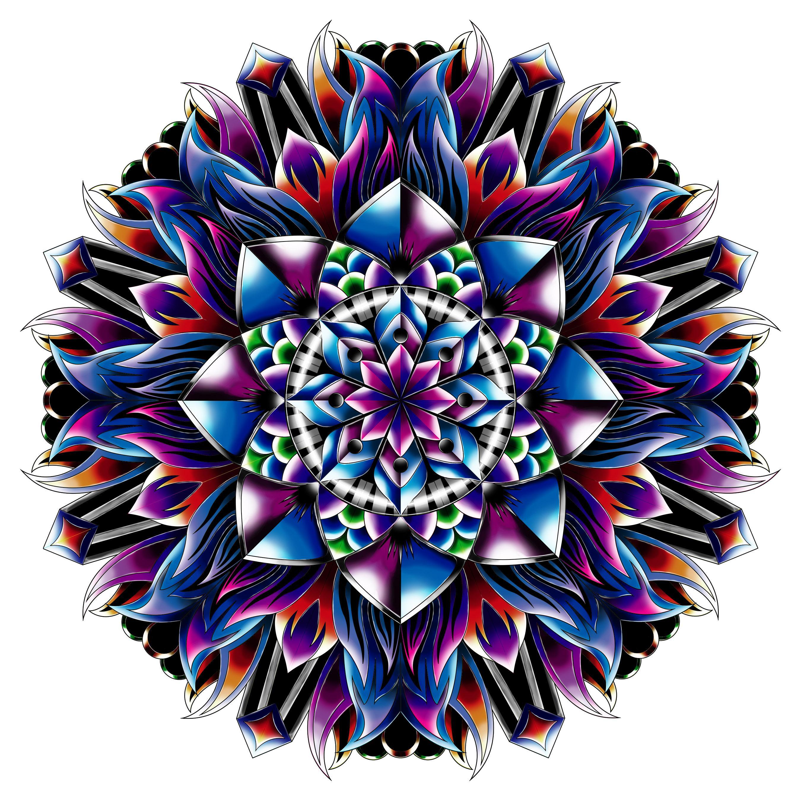 Ed Perez Mandala - image 5 - student project