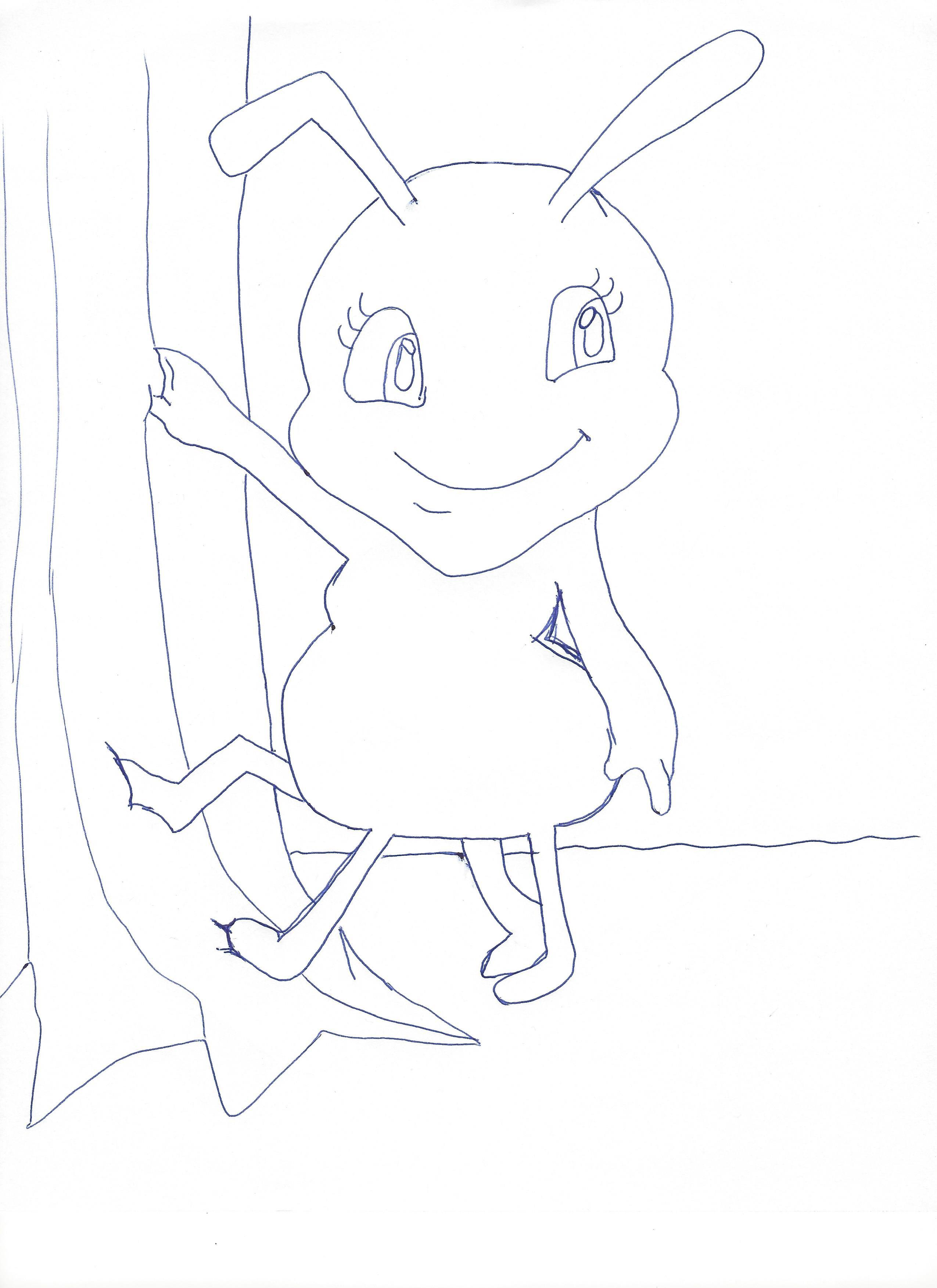 A'Niyah Ant - image 1 - student project