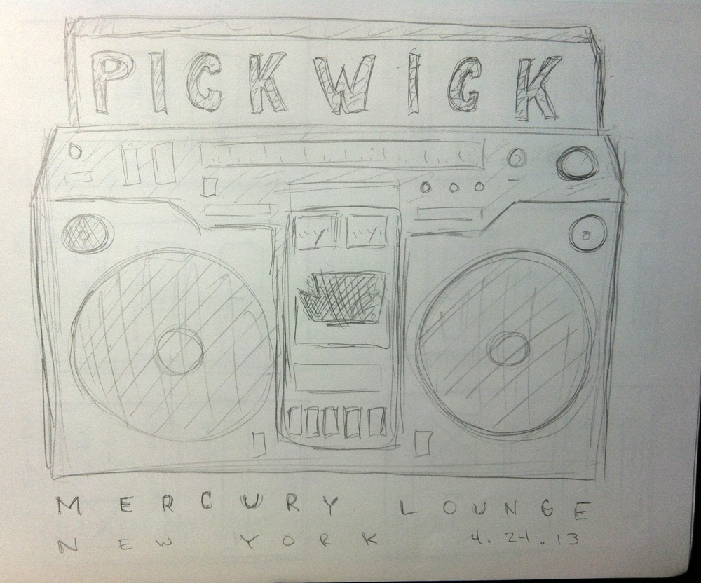 Pickwick - image 2 - student project