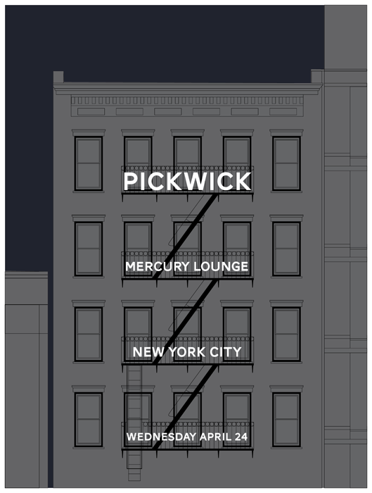 Pickwick - image 1 - student project
