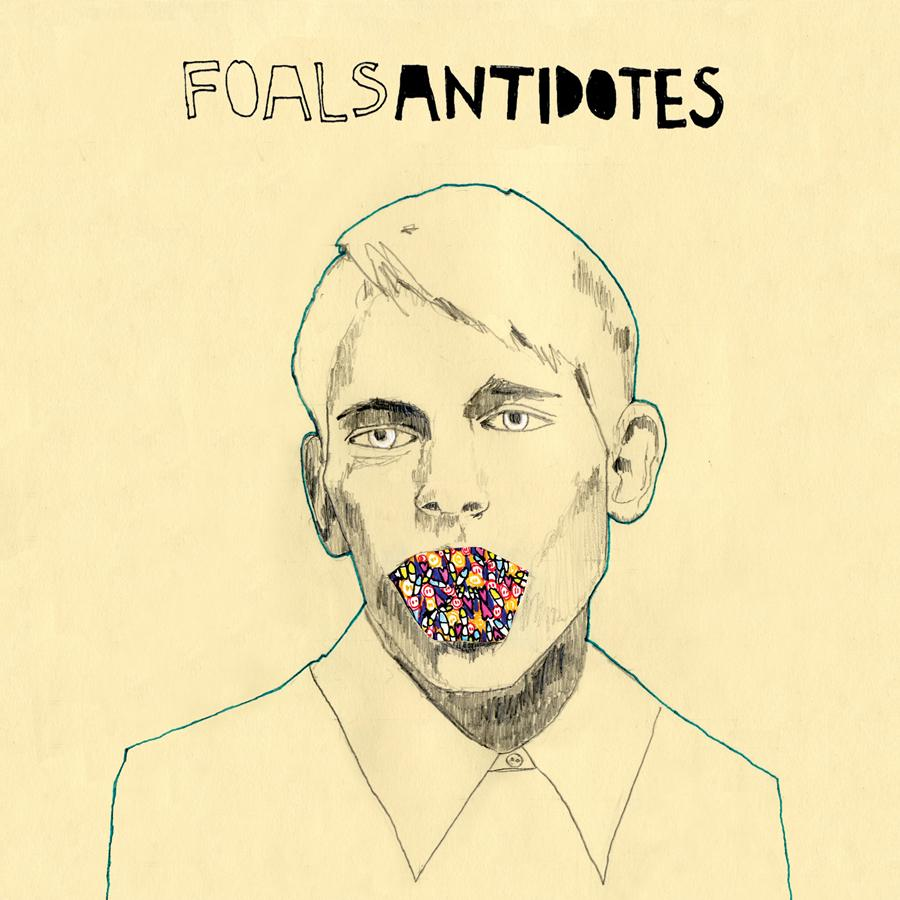 FOALS - HOLY FIRE - image 10 - student project