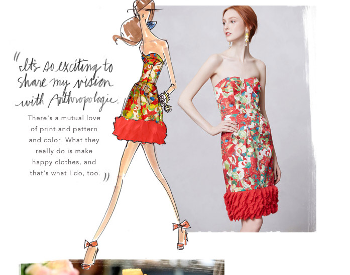 AshAli - Fashion Illustration 2013 - image 3 - student project