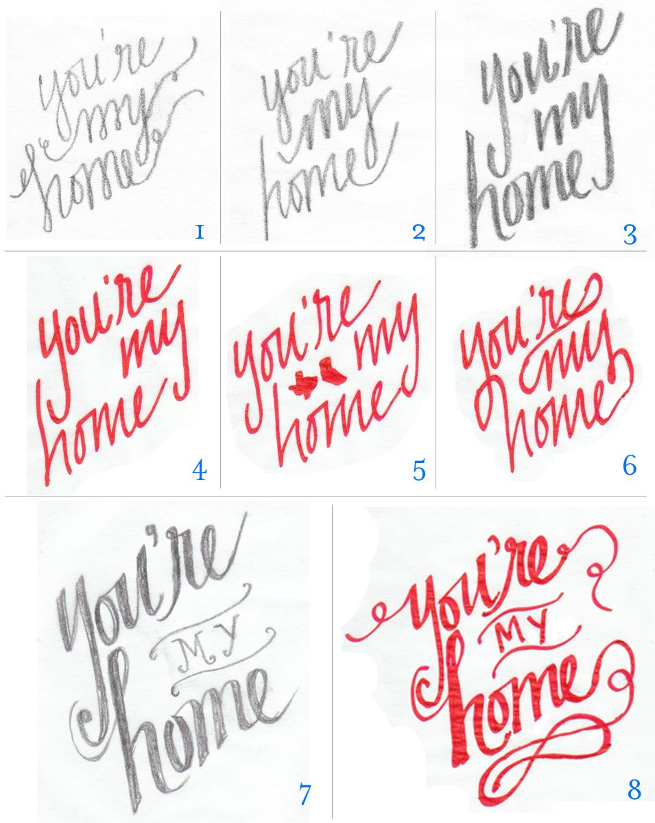 You're My Home - image 2 - student project
