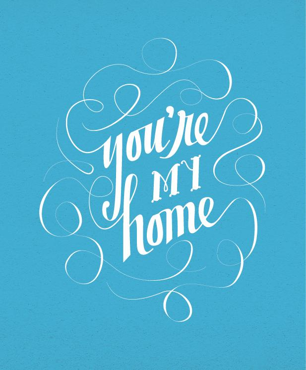 You're My Home - image 1 - student project