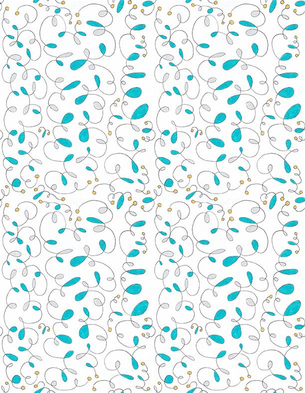 Amy's repeatable tile pattern - image 5 - student project