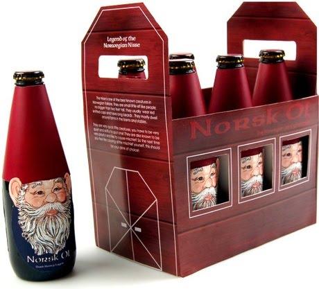Craft Beer Labeling: Ursa Major   - image 2 - student project