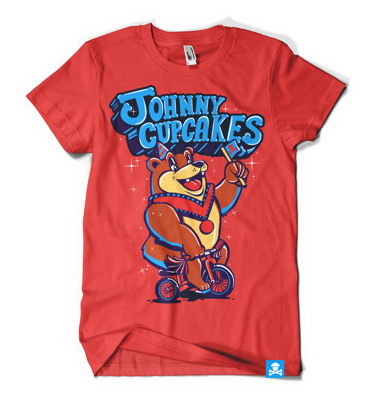 Sugar Coated x Johnny Cupcakes  - image 2 - student project