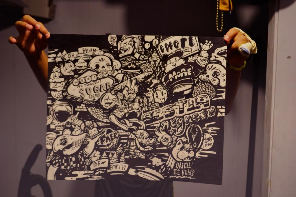 Sugar Coated x Johnny Cupcakes  - image 16 - student project