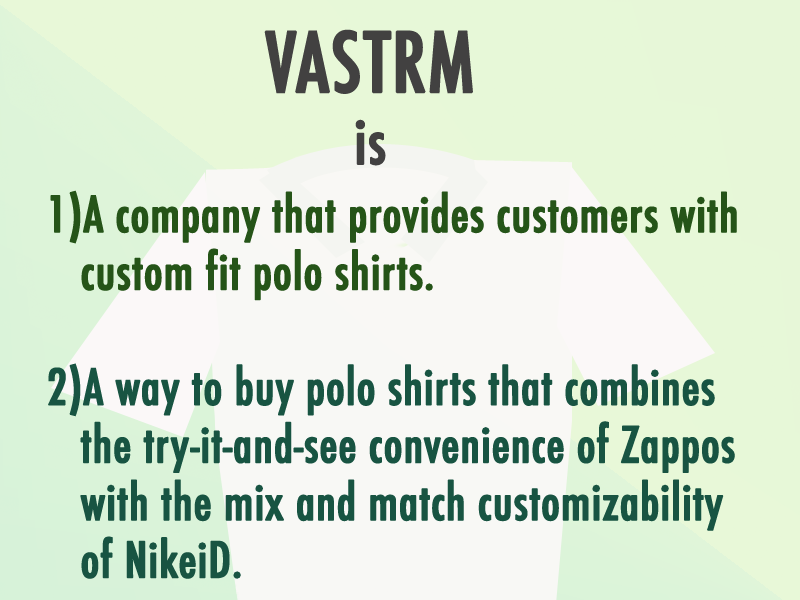Vastrm Social Media Strategy - image 1 - student project