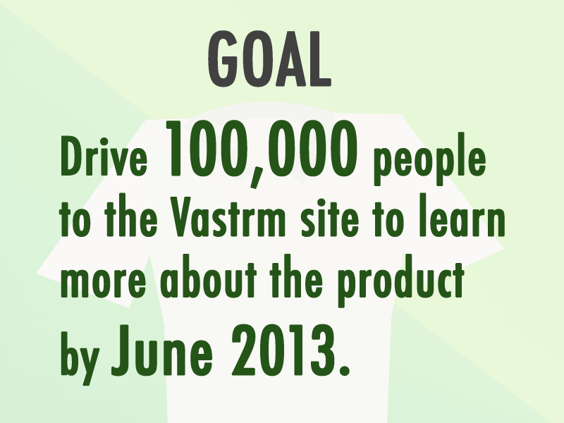 Vastrm Social Media Strategy - image 3 - student project