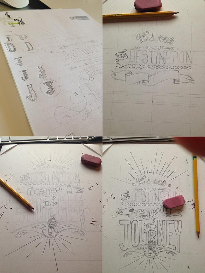 It's not about the destination it's about the journey - image 9 - student project