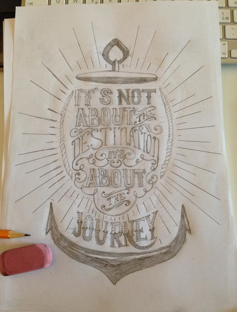It's not about the destination it's about the journey - image 17 - student project