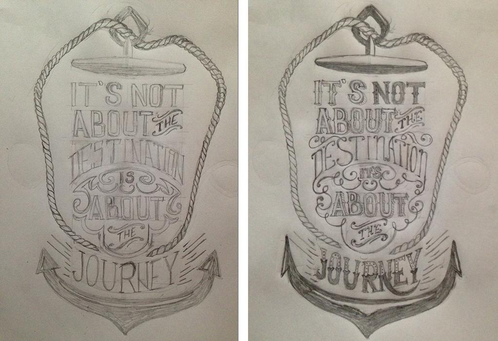 It's not about the destination it's about the journey - image 19 - student project