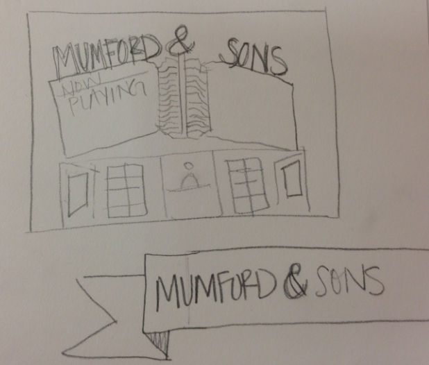 Mumford & Sons - image 8 - student project