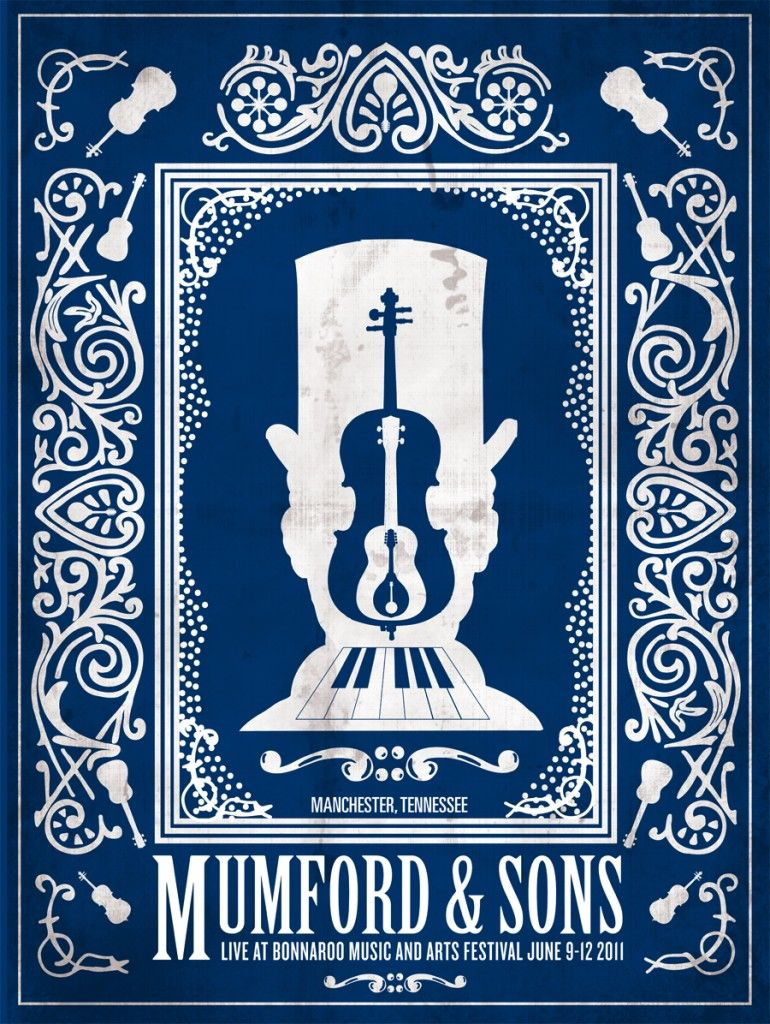 Mumford & Sons - image 6 - student project