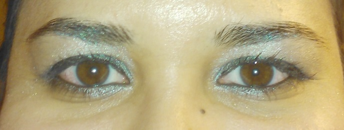 sultry eye look - image 2 - student project