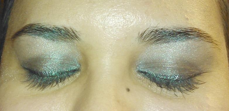sultry eye look - image 1 - student project