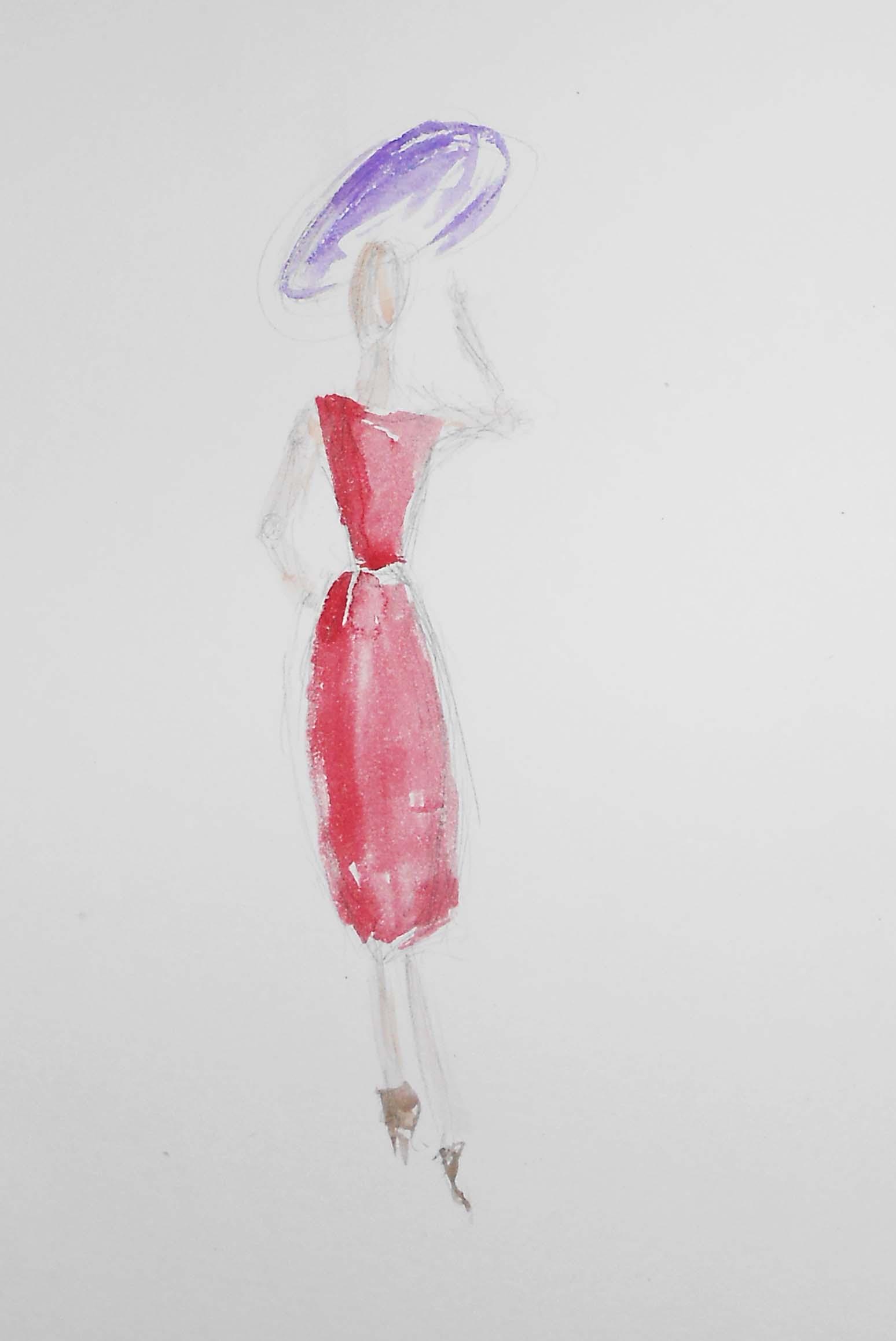 Watercolour - Silhouette & Sparkle! - image 1 - student project
