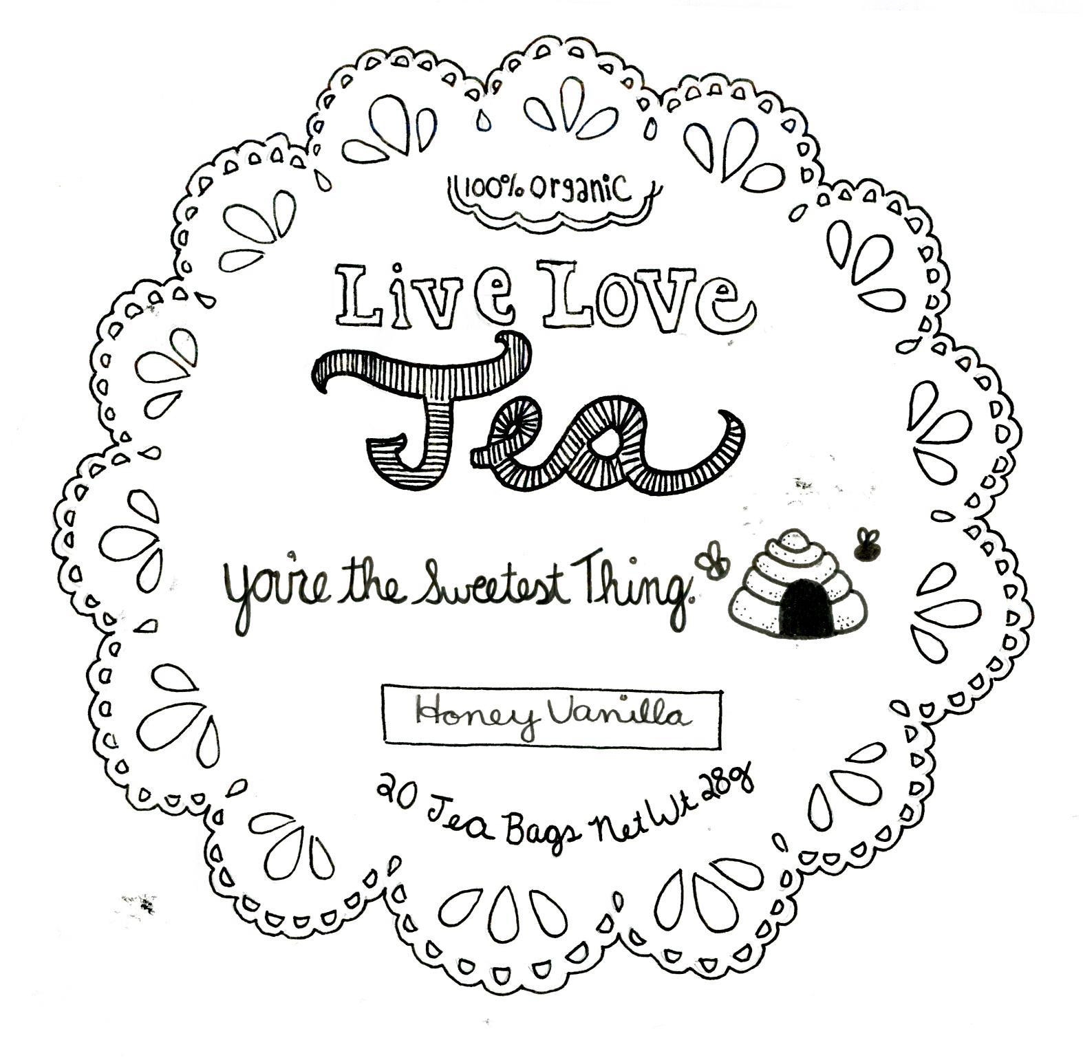 Live.Love.Tea. - image 21 - student project