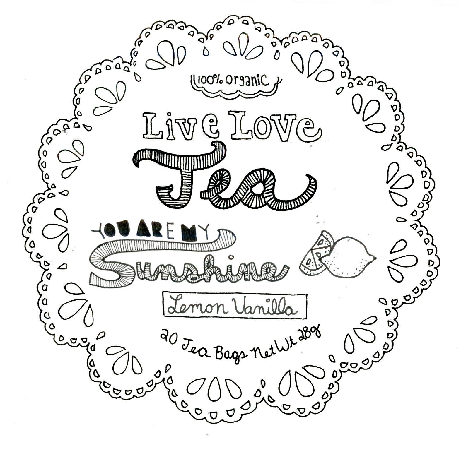 Live.Love.Tea. - image 17 - student project