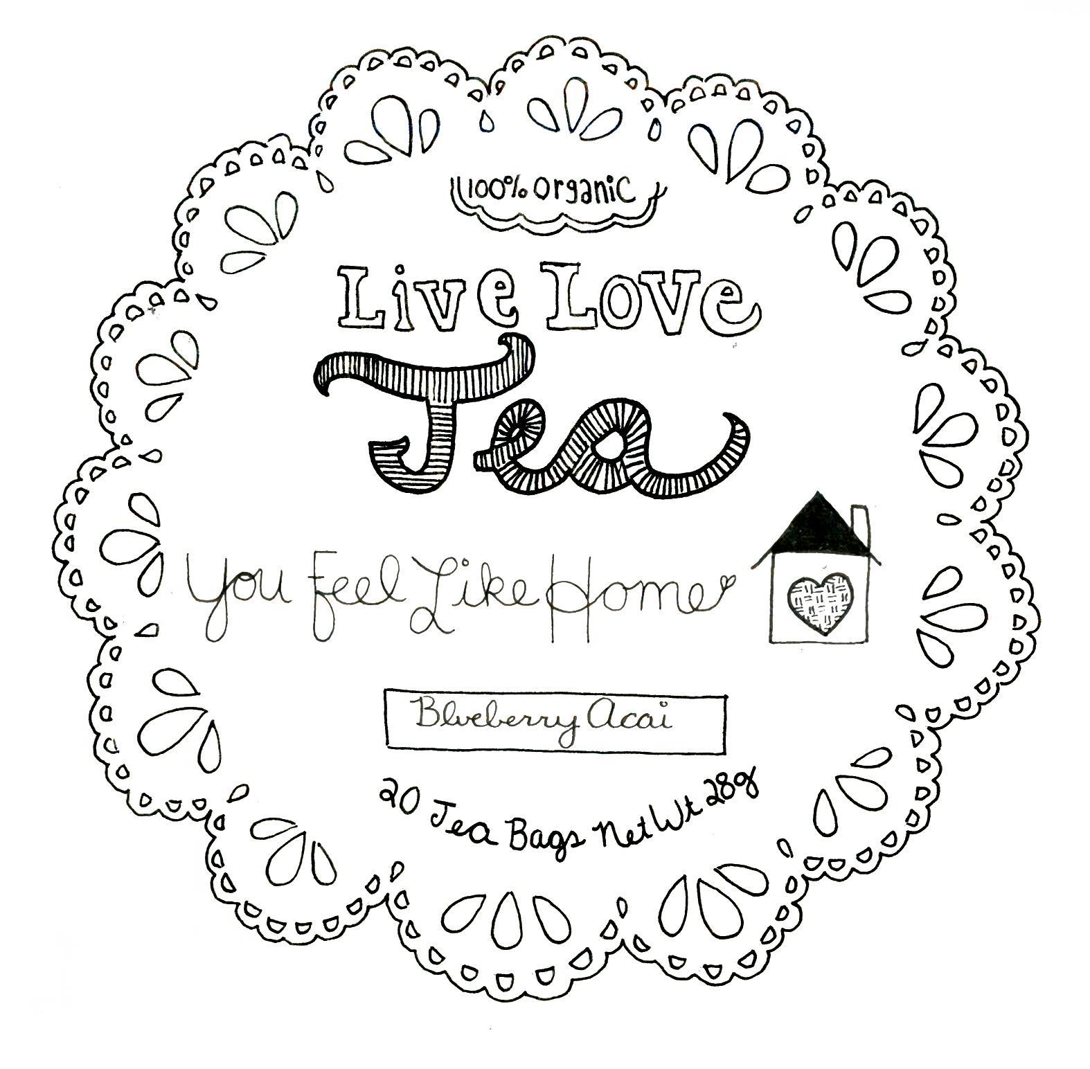 Live.Love.Tea. - image 18 - student project
