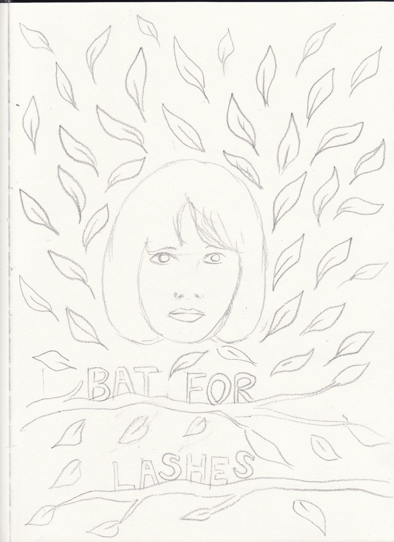 Bat for Lashes - Field day 2013 - image 5 - student project