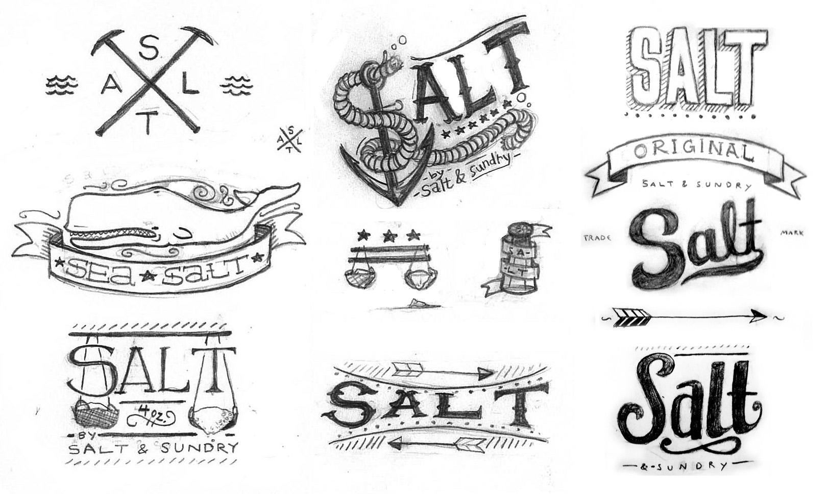 Salt Label - image 7 - student project