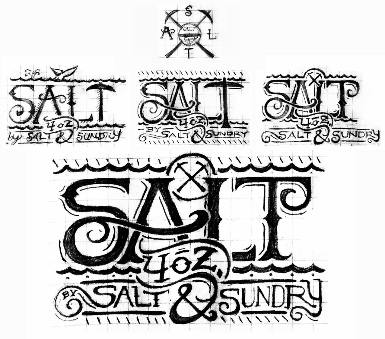 Salt Label - image 6 - student project