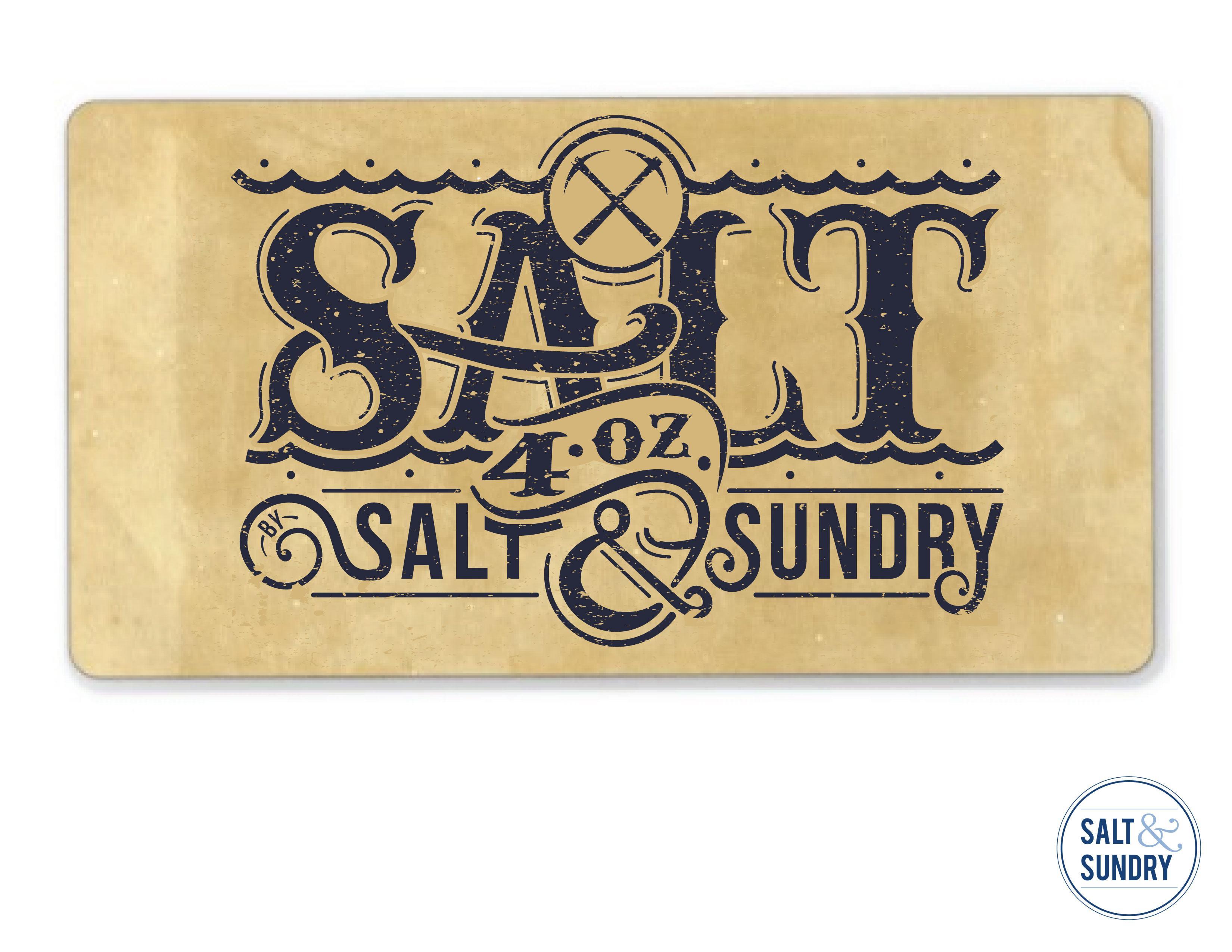 Salt Label - image 5 - student project