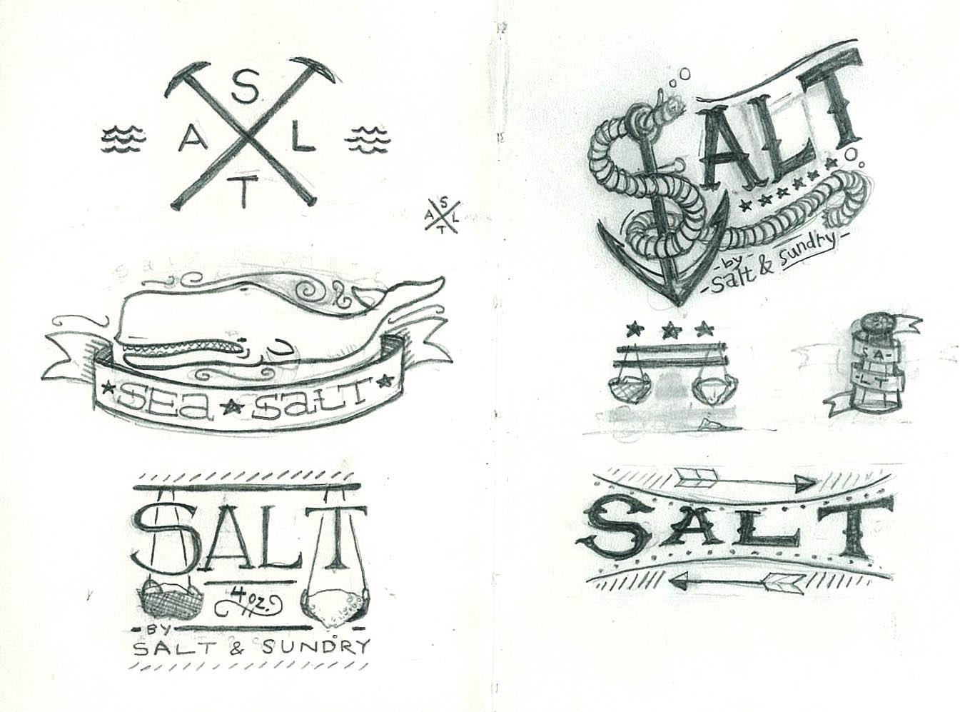 Salt Label - image 8 - student project