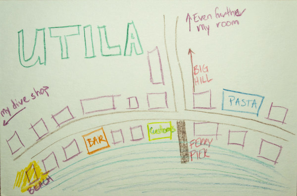 A government GIS specialist tries to become a creative cartographer - image 1 - student project