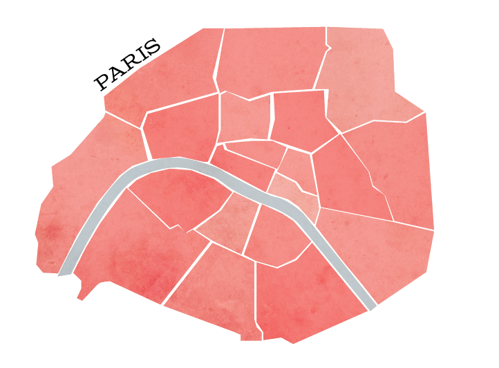 A Weekend in Paris - image 3 - student project