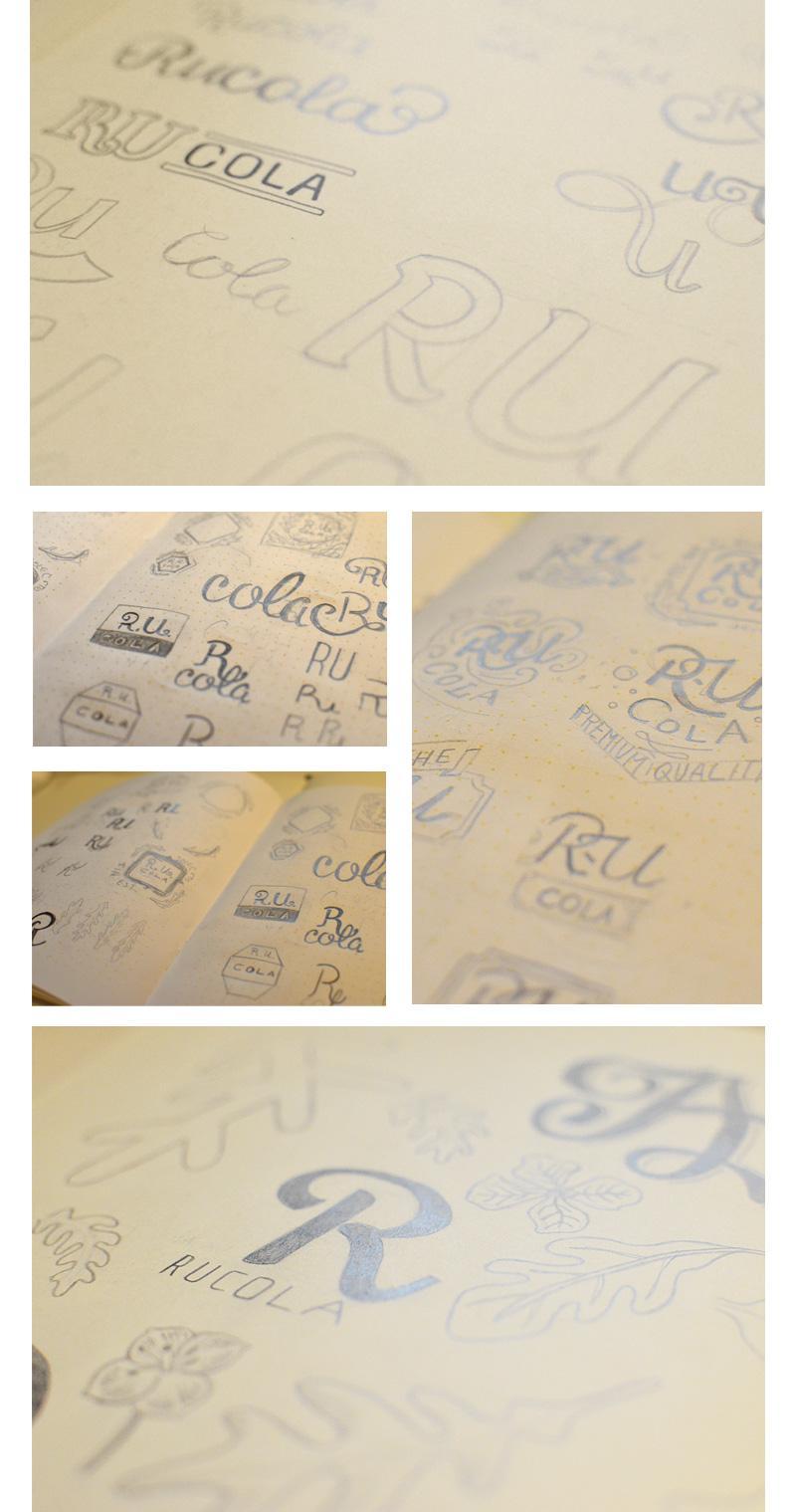 R.U. cola - image 1 - student project