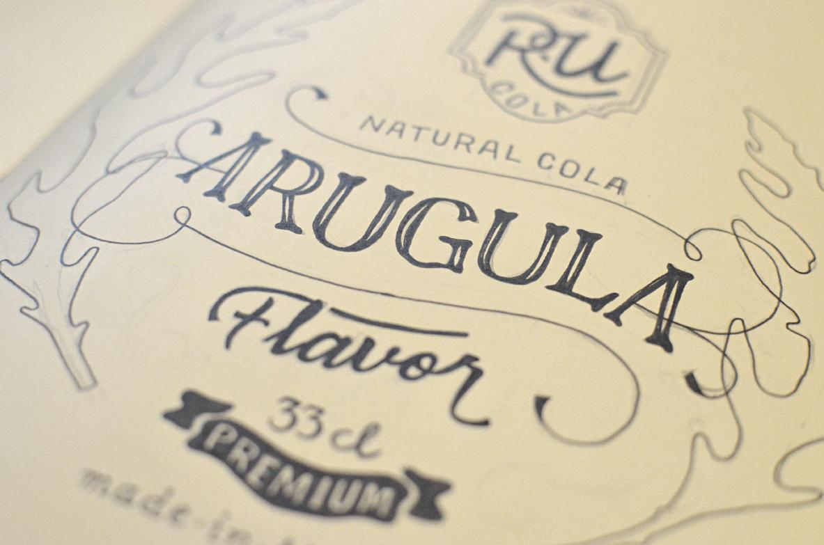 R.U. cola - image 2 - student project